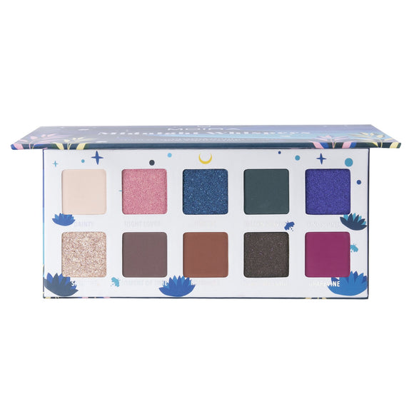 MOIRA MIDNIGHT WHISPERS EYESHADOW PALETTE - The Pink Makeup Box