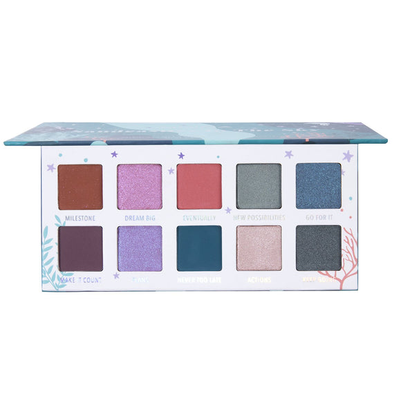 MOIRA SANDCASTLES IN THE SKY EYESHADOW PALETTE - The Pink Makeup Box
