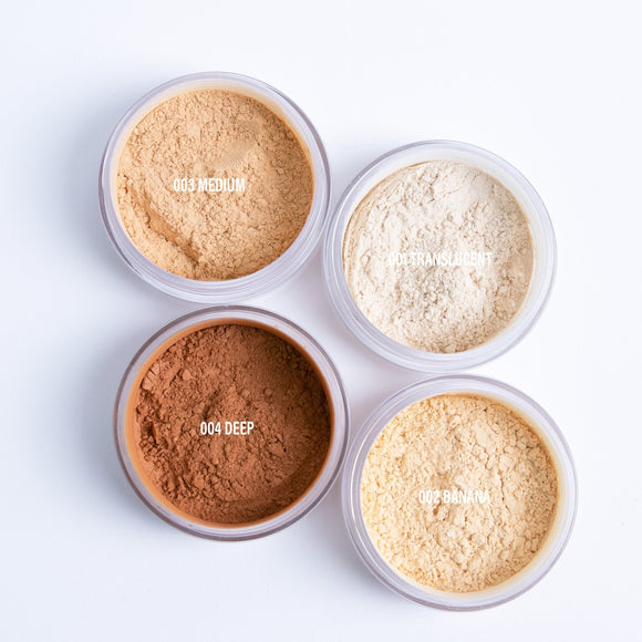 MOIRA LOOSE SETTING POWDER (2 COLORS) - The Pink Makeup Box