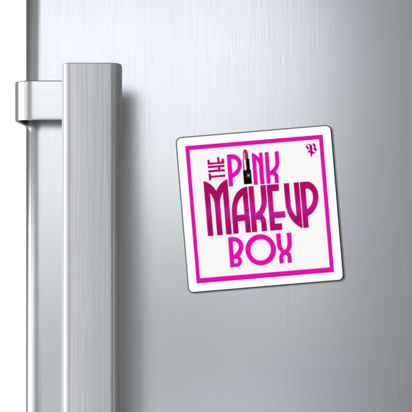 PMB Fridge Magnets - The Pink Makeup Box