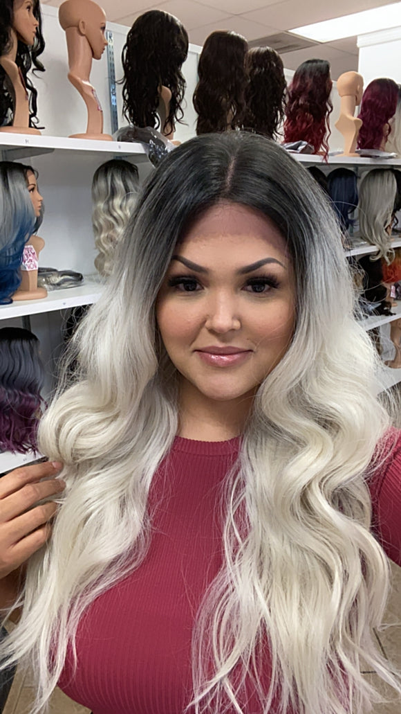 1 - Free Part 13x7 Lace Front Wig