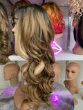 68 - 13X7 HD LACE FRONT WIG - The Pink Makeup Box