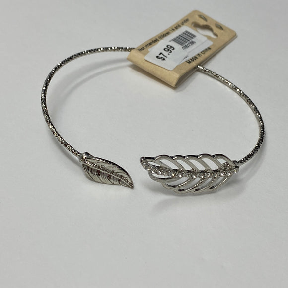 #16 - Leaf Bracelet - The Pink Makeup Box