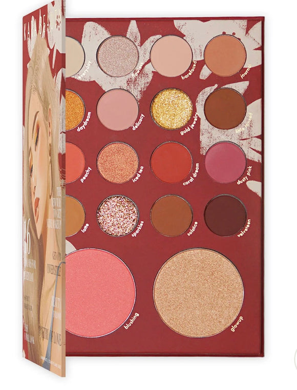 ES100 Poetry Of Love Shadow Palette