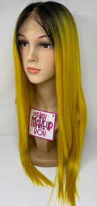 26 - Free Part Lace Front Wig 13x7
