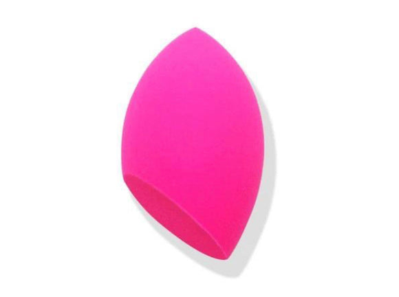 HOT PINK SLANTED EDGE MAKEUP SPONGE