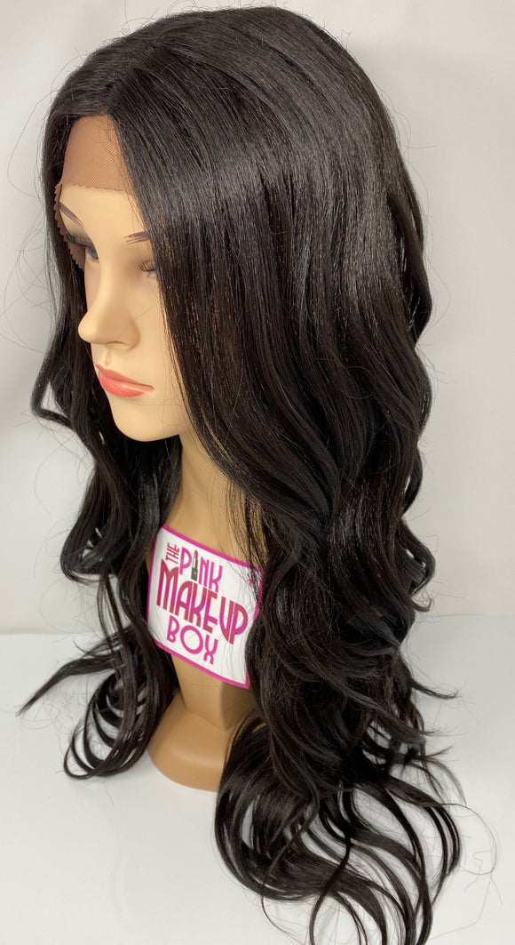 13 - Middle Part Lace Front Wig