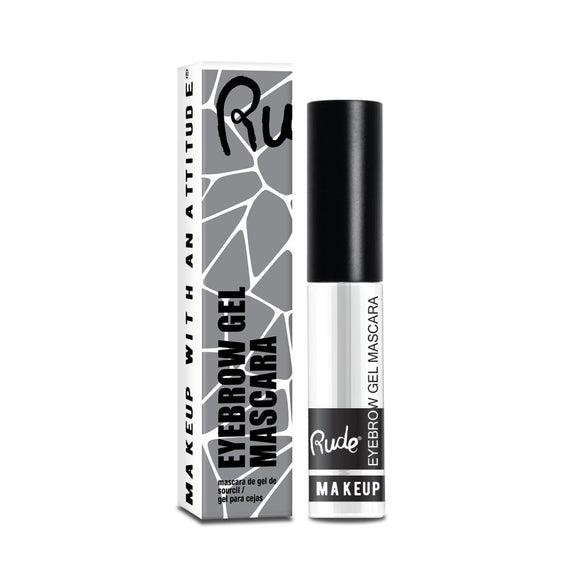 Eyebrow Gel Mascara - CLEAR