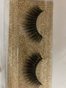 Miss Lil Usa Eyelashes #43 Cream Collection
