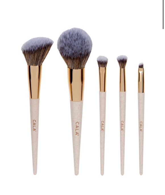ECO NATURALÉ- ADVANCE FACE & EYE SET (5PC)