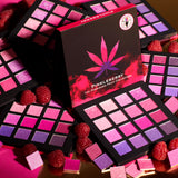 The Forbidden Fruit Collection Eyeshadow Palette - PINKLEBERRY - The Pink Makeup Box