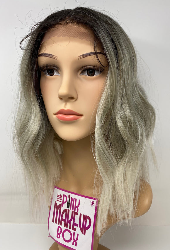 4 - Middle Part Lace Front Wig