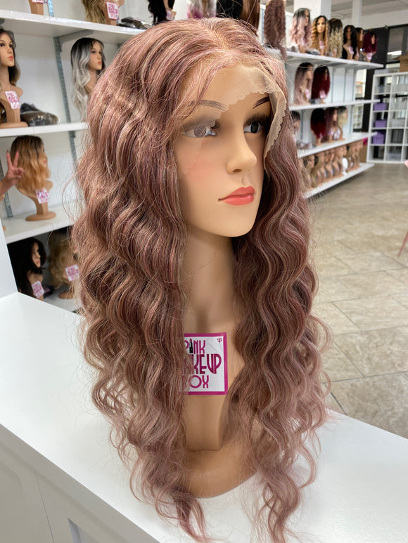 5 - Free Part 360 Lace Front Wig