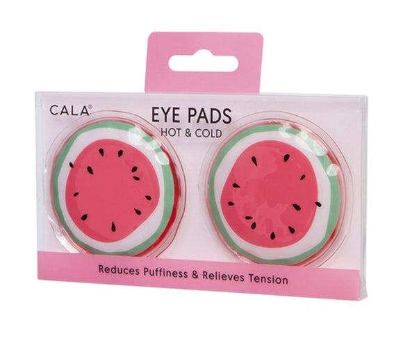 HOT & COLD EYE PADS (WATERMELON) - The Pink Makeup Box