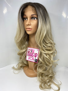 10 - Free Part, 360 Lace Front Wig - The Pink Makeup Box