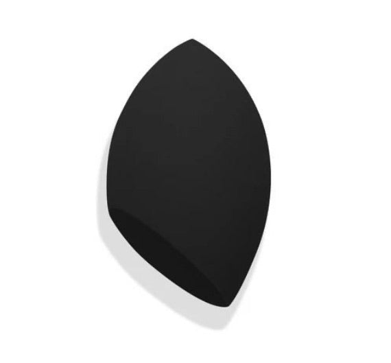 BLACK SLANTED EDGE MAKEUP SPONGE