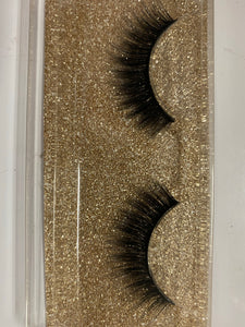 Miss Lil Usa Eyelashes #45 Cream Collection