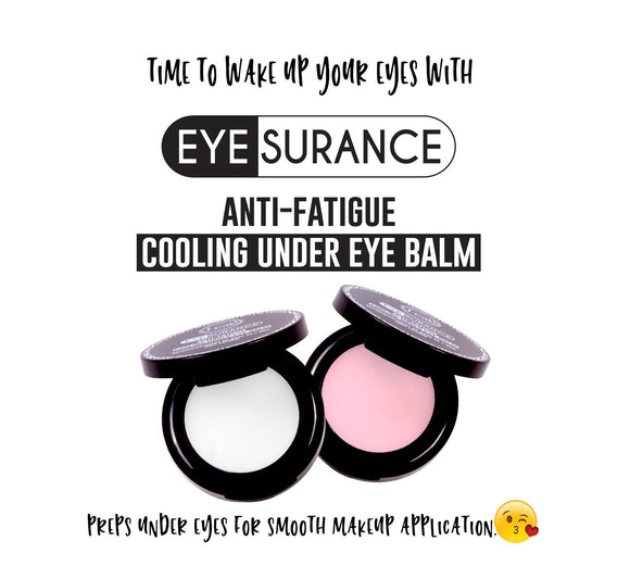 EYE SURANCE ANTI-FATIGUE COOLING UNDER EYE BALMS