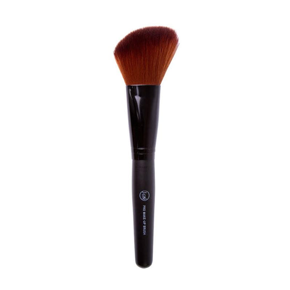 BR03_ANGLED POWDER BRUSH - The Pink Makeup Box