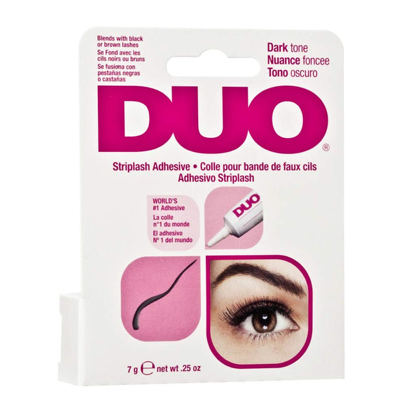 DUO EYELASH GLUE ( BLACK ) - The Pink Makeup Box