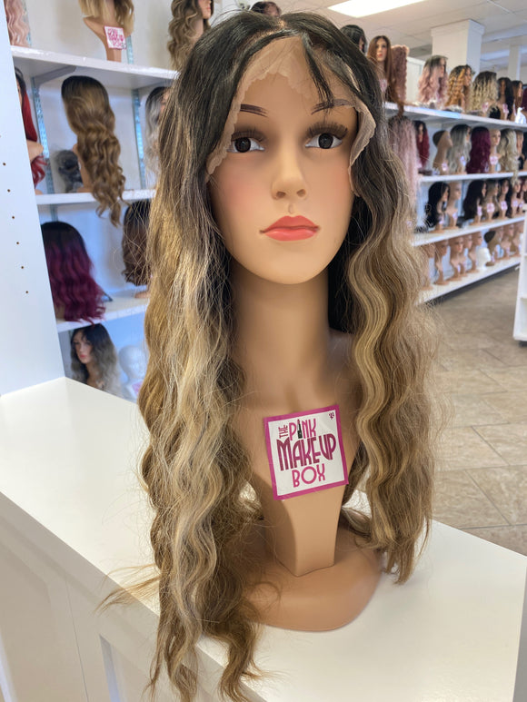 1 - Free Part 360 Lace Front Wig