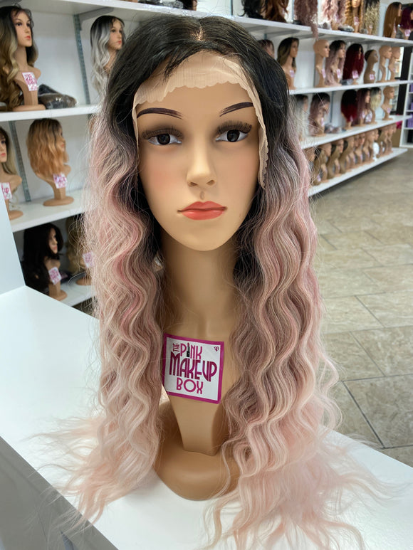 29 - Free Part 360 Lace Front Wig