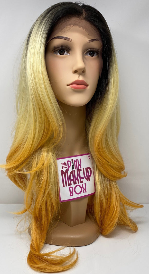 23 - Free Part Lace Front Wig 13x4 - The Pink Makeup Box
