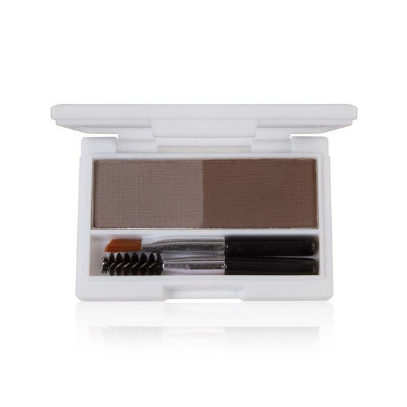 BROW-MAZING DUO - BROWN