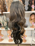 69 - 13X7 FREE PART DEEP LACE FRONT WIG - The Pink Makeup Box