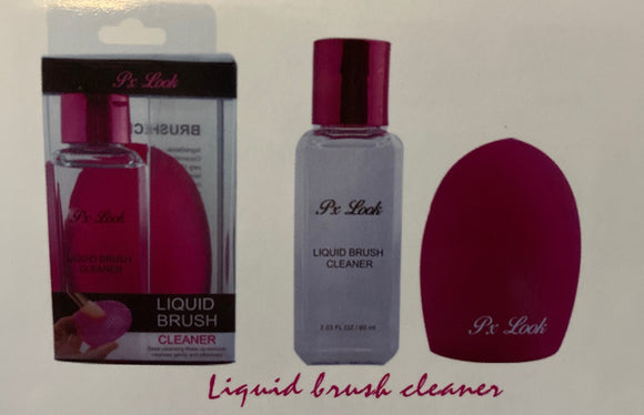 Liquid Brush Cleaner