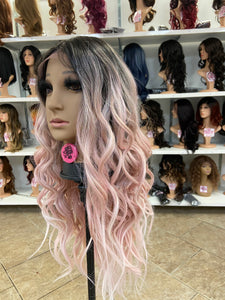 31 - Free Part 13x7 Lace Front Wig - The Pink Makeup Box
