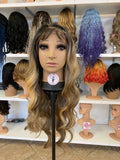 36 - Free Part 13x7 Lace Front Wig - The Pink Makeup Box