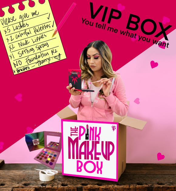 VIP BOXES WITH GABBIE (CLICK FOR ALL OPTIONS)