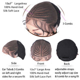 1 - Free Part 13x7 Lace Front Wig - The Pink Makeup Box