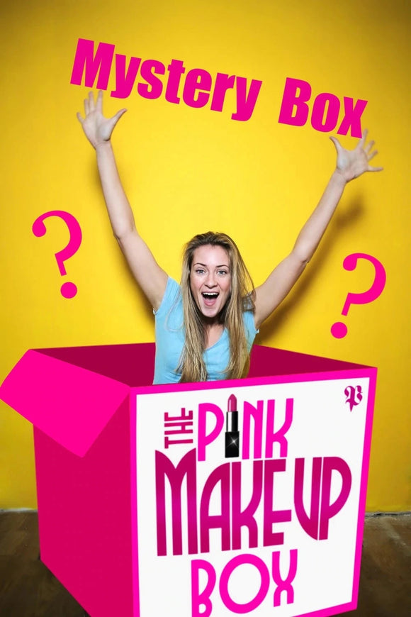 Mystery Boxes with DAIZYKAT (Click for more prices) - The Pink Makeup Box