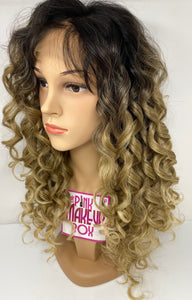62 - Free Part 13x7 Lace Front Wig