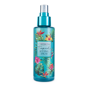 Tropical Setting Spray - The Pink Makeup Box