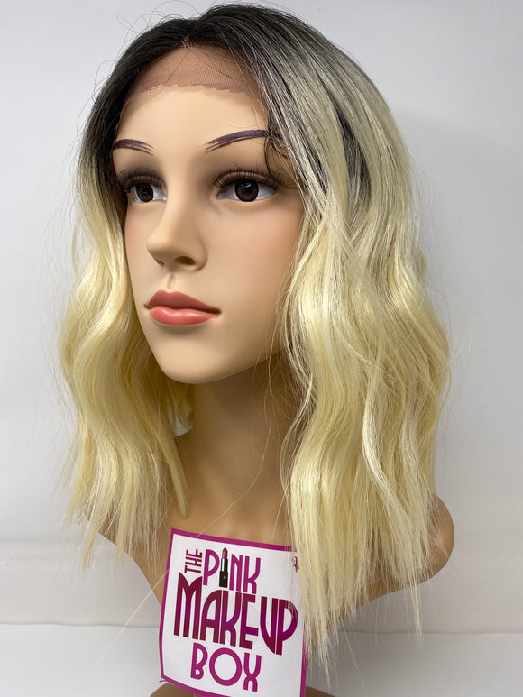 3 - Middle Part Lace Front Wig