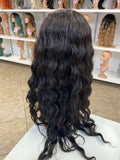 62 - Middle Part Lace Front Wig