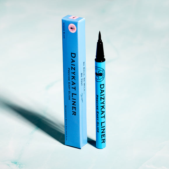 DaizyKat Liner - Waterproof Matte Liner Glue - Blue Tube (6 or 12 Pieces) - The Pink Makeup Box