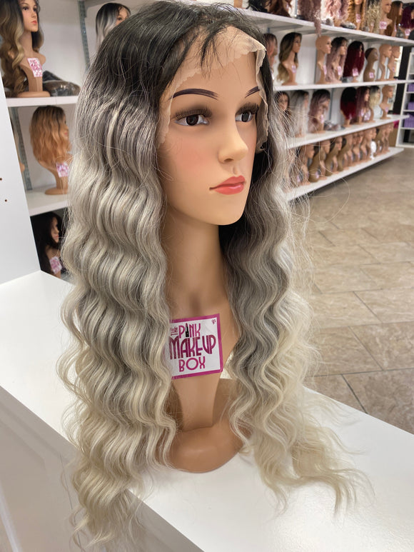 26 - Free Part 360 Lace Front Wig