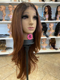6 - Free Part 13x4 Lace Front Wig