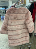 PINK WINTER COAT (ONE SIZE) - The Pink Makeup Box