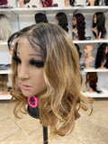 50 - Free Part 13x7 Lace Front Wig