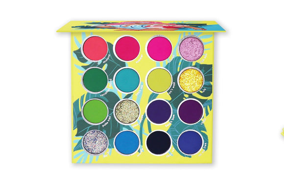 ES88 Beach Daze Eyeshadow Palette