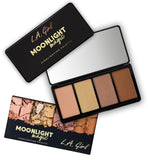 L.A Girl Moonlight Highlighting Palette - The Pink Makeup Box