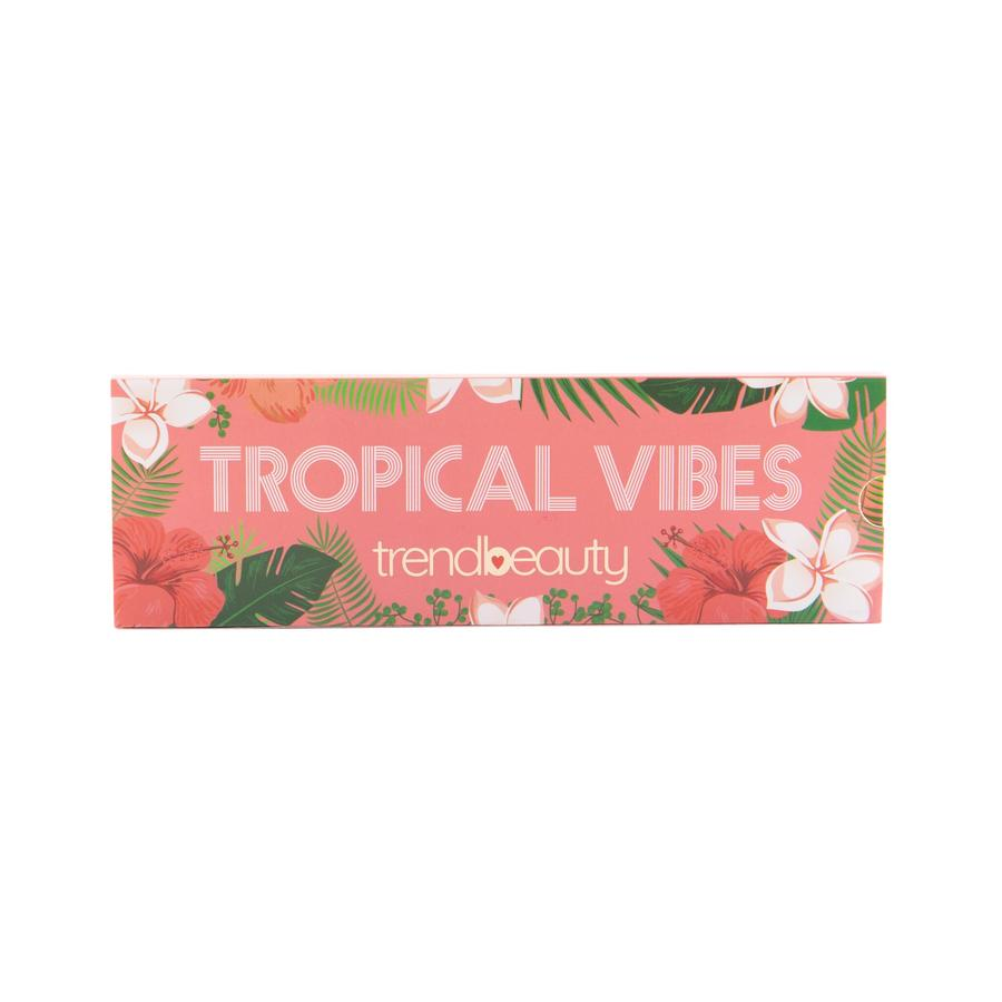 Tropical Vibes vol.1 - The Pink Makeup Box