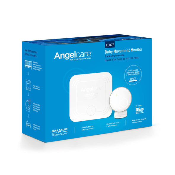 Angelcare AC027 Baby Movement Monitor - Lulla-Buy