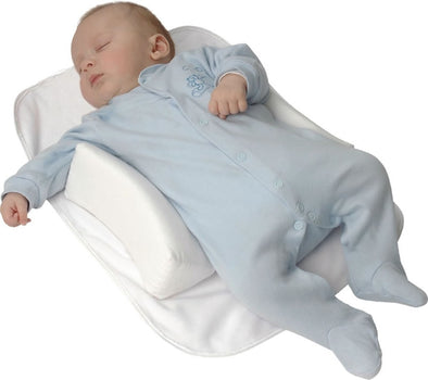 Curved Back & Side Sleep Positioner