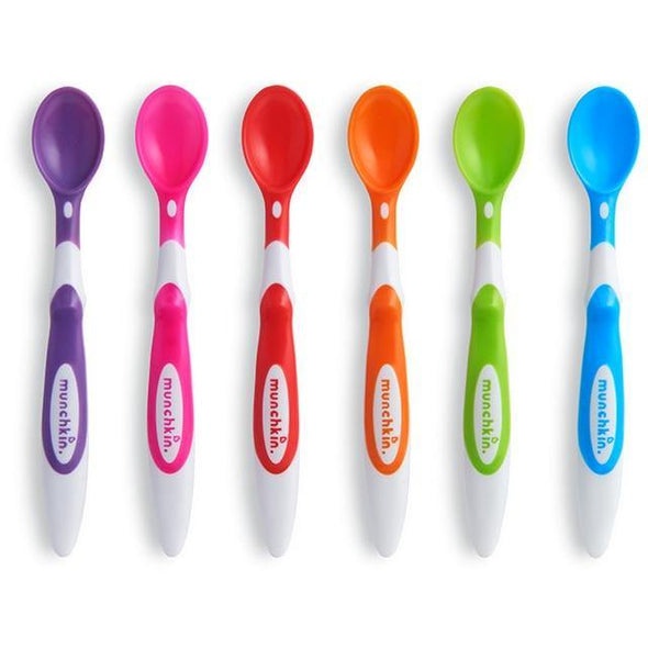 Soft Tip Infant Spoon - 6 Pack